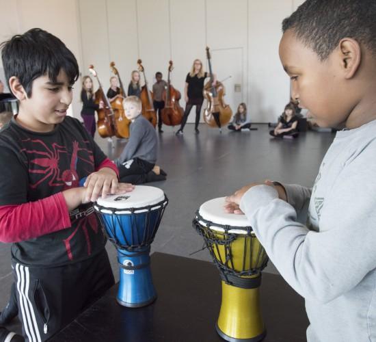 Musikundervisning 18 12-16